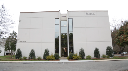 Sigma Xi headquarters in Research Triangle Park, NC. Credit: Rob Gourley.
