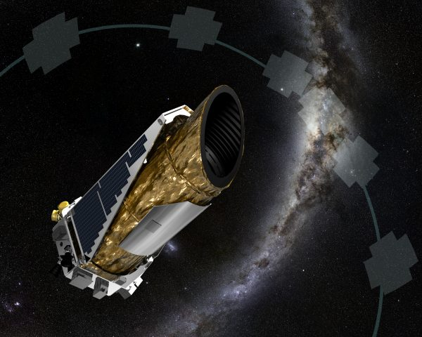 Kepler spacecraft | Miles O'Brien Productions