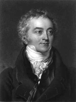 The famed polymath Thomas Young. Credit: Wikipedia.