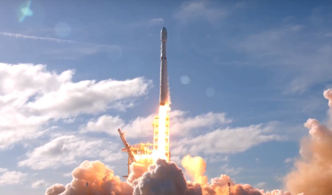 SpaceX successfully launches Falcon Heavy | Miles O'Brien Productions