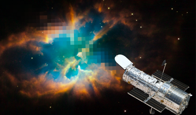 Hubble, most of world's telescopes likely have glitch, new study finds | Miles O'Brien Productions