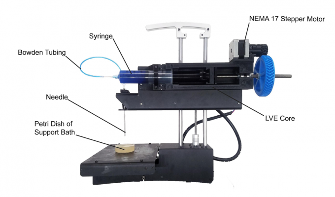 You can now build a 3-D bioprinter for less than $50. Here's why that matters.