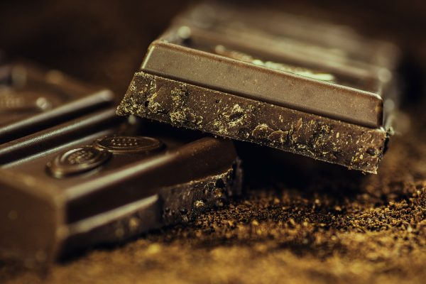 Chocolate could help decrease neurological inflammation–it's high in tryptophan! Credit: AlexanderStein | Pixabay. | Miles O'Brien Productions
