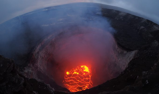 What Kilauea's eruption can reveal about volcanoes on other worlds–and possibly, alien life