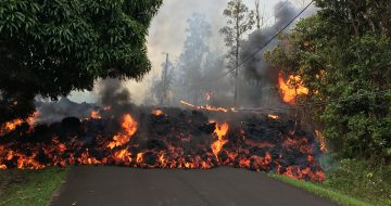 Understanding the Eruption at Kilauea – with Geologist Mike Garcia | Miles O'Brien Productions