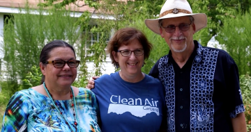 How average Americans are fighting climate change – with Clean Air Carolina's June Blotnick | Miles O'Brien Productions