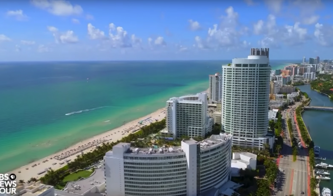 Will climate change turn Miami into a 'future Atlantis'?
