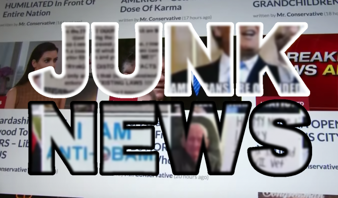 Want to learn about junk news? Here's all our reporting. | Miles O'Brien Productions