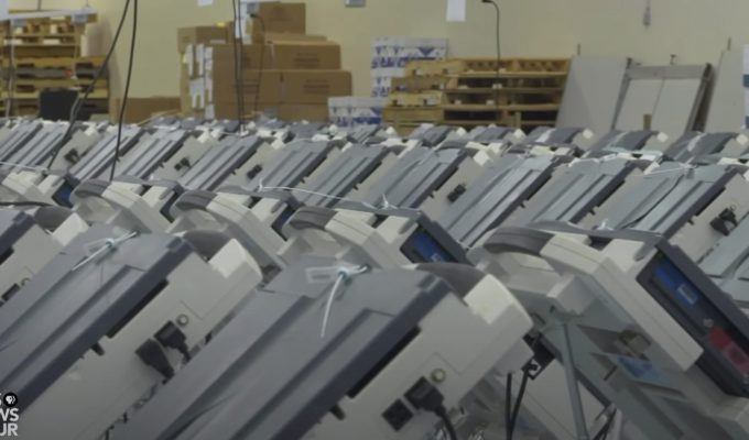 What election officials think about paper ballots and voting machines | Miles O'Brien Productions